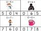 January Math Fact Clip Cards: Addition and Subtraction to 10