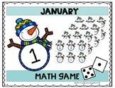 January Math Game