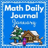 Math Daily Journal January