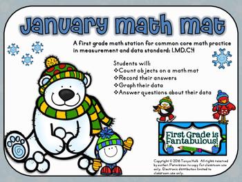 January Math Mat