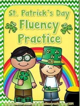 January - May Fluency Practice Bundle!