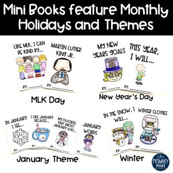 January Mini-Books
