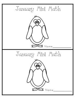 January Mini Math