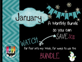January Monthly Bundle Deal