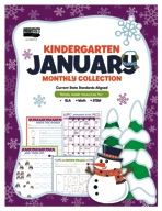 January Monthly Collection, Grade K