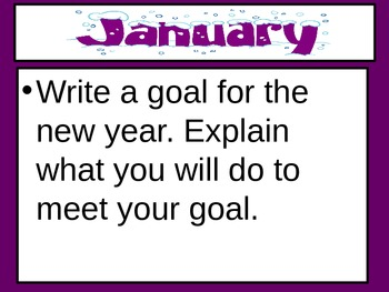 January Monthly Journal Prompts