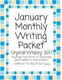 January Monthly Packet