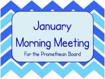 January Morning Meeting