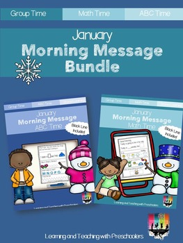 January Morning Message Bundle