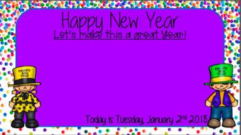 January Morning Message Bundle