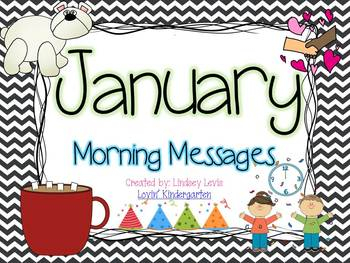 January Morning Messages Bundle