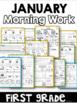 January Morning Work 2-First Grade