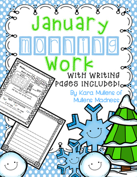 January Morning Work