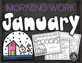 January Morning Work
