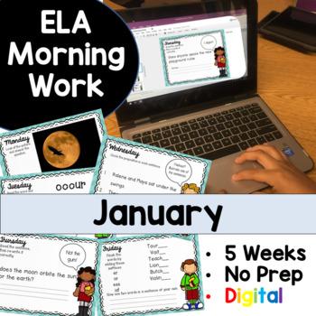 January Morning Work Google Drive Digital Edition