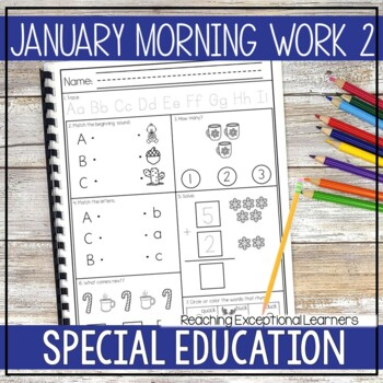 January Morning Work Level 2