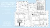 January NO PREP Bundle! (Includes Math & Literacy)