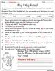 January NO PREP Language Print and Go