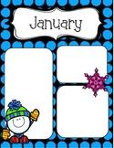 January Newsletters *Editable*