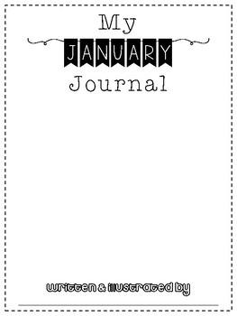January Bell Ringer Draw & Write Journal