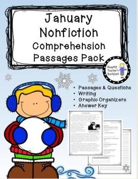 Nonfiction Passages- January