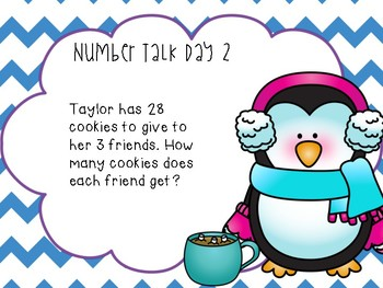 January Number Talks