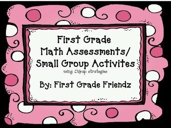 January OGap math assessments