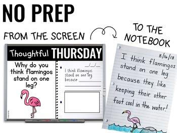 FREE SAMPLE Paperless 1st & 2nd Grade Morning Work {Whiteboard-based & EDITABLE}