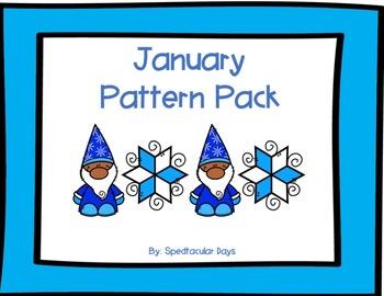 January Pattern Pack