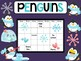 January Penguins Bulletin Board - BeBe Bulletin Boards, Class Decor Set