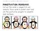 January Penguin Word Work Unit