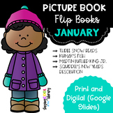 January Picture Book - Flip Book Set