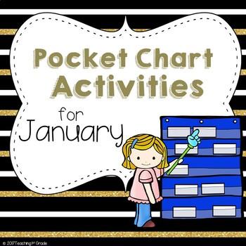 January- Pocket Chart Activities