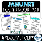 January Poem and Book Set