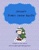 January Poetry Center Bundle