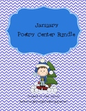 January Poetry Center Bundle