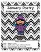 January Poetry Kindergarten & First Grade