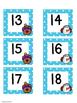 January Polka Dot Calendar Set