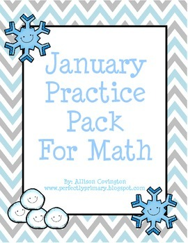 January Practice Pack