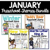 January Preschool Bundle