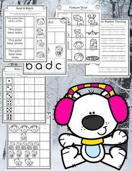 January Preschool Curriculum