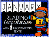 January Primary Informational (Non-Fiction) Text Pack {#Te