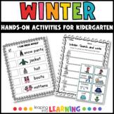 January Printable Sight Word Activities