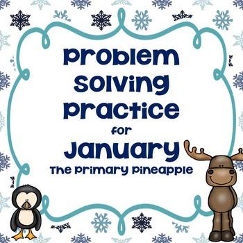January Problem Solving Practice