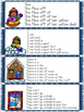 January Progressive Fluency Cards