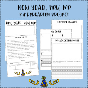 January Project - New Year, New Me