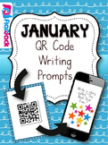 January QR Code Writing Prompts