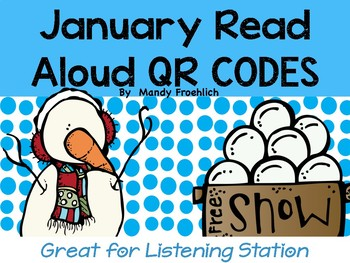 #Ringin2018 January QR Codes for Read Alouds