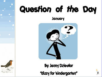 January Question of the day for the Promethean Board