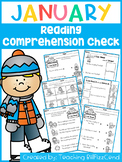 January Reading Comprehension Check